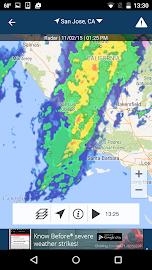 WeatherBug Screenshot 2