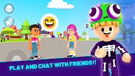screenshot of PK XD - Explore the Universe and Play with Friends