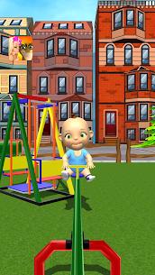 طفلي Babsy – ساحة اللعب المرح 4