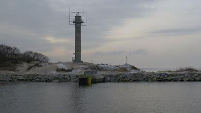 Photo: F1193339 Kolobrzeg - radar obrotowy