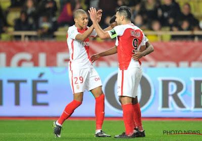 Monaco bat Bordeaux et s'envole en tête de Ligue 1