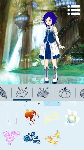 Avatar Maker: Witches screenshot 3