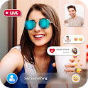 Random Girl Video Call & Live Video Chat Guide icon