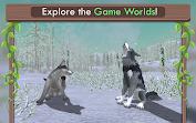 WildCraft: Animal Sim Online 3D Spel (APK) gratis nedladdning för Android/PC/Windows screenshot