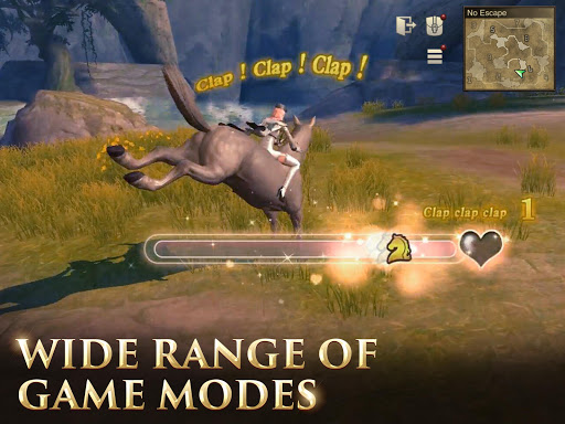 Screenshot for Rangers of Oblivion in United States Play Store
