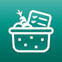 körbchen | Alle deine Rezepte in einer App icon