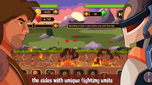 Knights Age: Heroes of Wars APK MOD – Pièces de Monnaie Illimitées (Astuce) screenshots hack proof 2