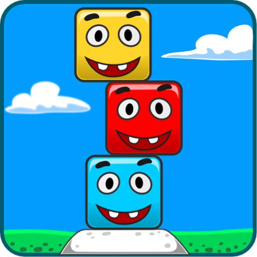 Build The Tower Cube 休閒 LOGO-玩APPs