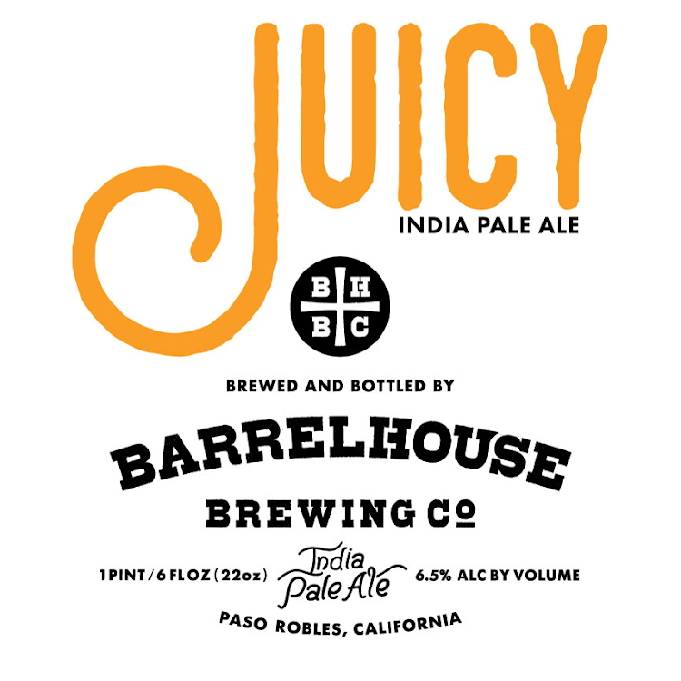 Logo of BarrelHouse Juicy IPA / Hazy NE Style
