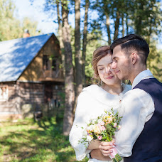 Wedding photographer Mariya Vishnevskaya (photolike). Photo of 01.11.2017