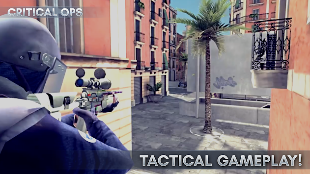 Critical Ops APK screenshot thumbnail 5