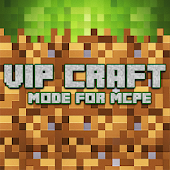 Tải Vip Craft Mode for MCPE miễn phí