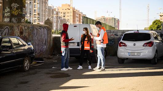 La Unidad de Calle, puerta de acceso a la inserción social