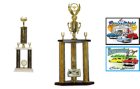 Car Show Trophy Bundle 2 Awards