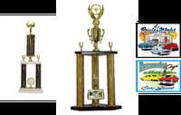 Car Show Trophy Bundle 2 Awards