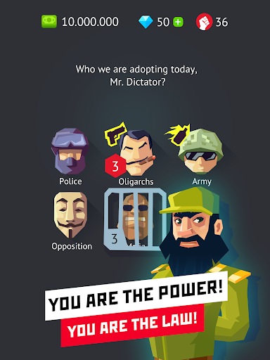 Dictator u2013 Rule the World 1.0 Screenshots 6