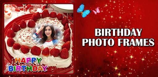 Birthday Cake Frames - Apps on Google Play