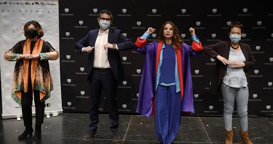 Premios Feroz, antesala de los Goya: la alfombra roja y la gala