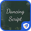 Dancing Font - Safe Launcher icon