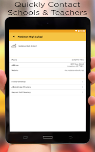 Nettleton Schools- screenshot thumbnail
