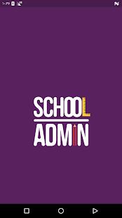 School Admin - náhled