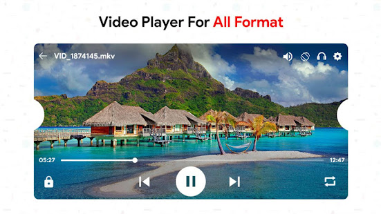 Download Allo Video Player For PC Windows and Mac apk screenshot 1