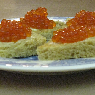 Russian Salmon Caviar (Ikra)