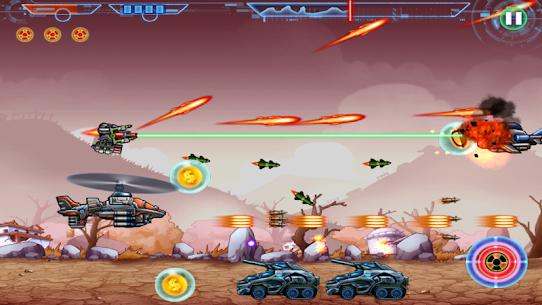 Apache shooter: Infinite Shooting 4