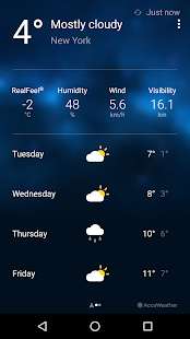 TCL Weather screenshot 3
