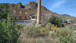 Aspecto actual de la zona conocida como Cañada Inés'.