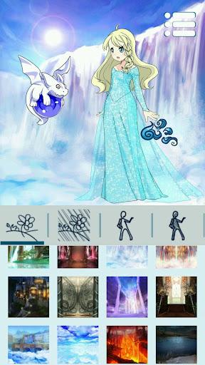 Avatar Maker: Witches screenshot 1