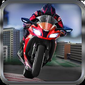 Мотоцикл гонки волнение