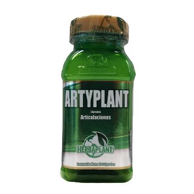 Glucosamina Artiplant 400mg 60 Capsulas Herbaplant x 60  Capsulas