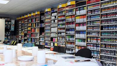 Photo: Современные краски Pébéo для художников и декораторов