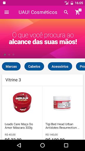 UAU Cosmu00e9ticos Apk Download 2