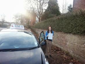 Photo: cwmbran driving school Beccy