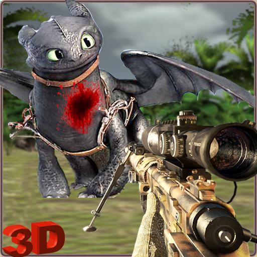 动作のモンスターと ドラゴン ジャングル 戦争 LOGO-記事Game