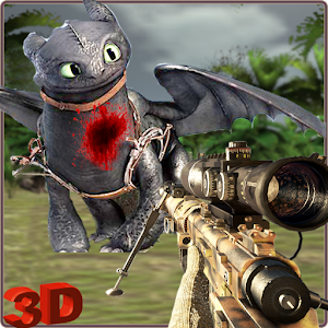 Monster and Dragon Jungle War for PC and MAC