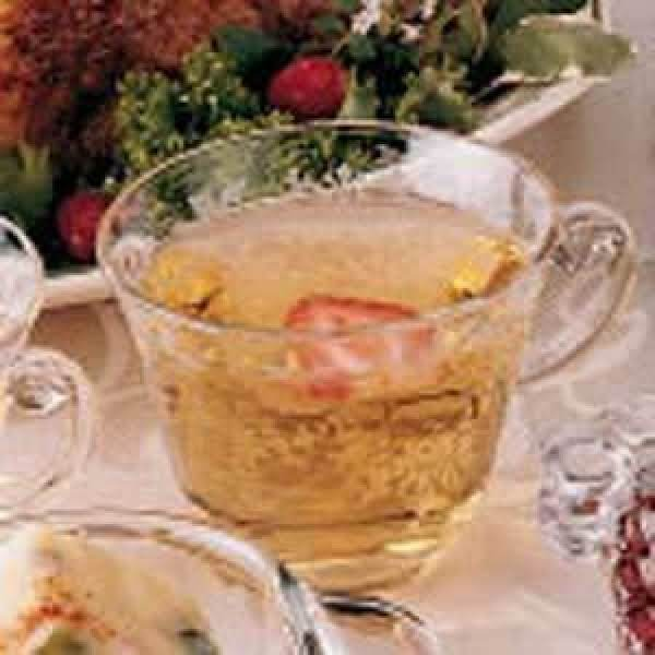 Mock Champagne Punch Recipe