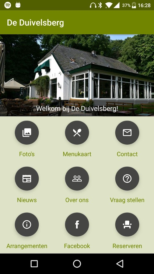 De Duivelsberg- screenshot