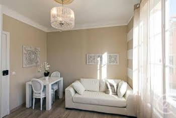 Studio meublé 15,7 m2