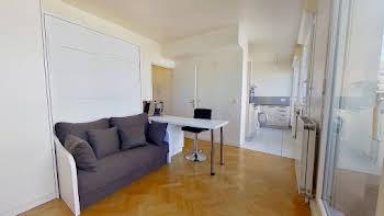 Studio meublé 22,7 m2