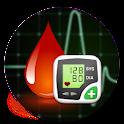 Blood Pressure and Sugar Prank icon