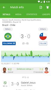 SofaScore Live Football Sport v5.82.9 Full APK 3