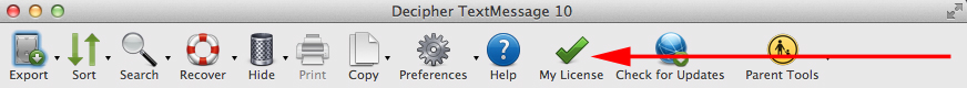 decipher-text-message-menu
