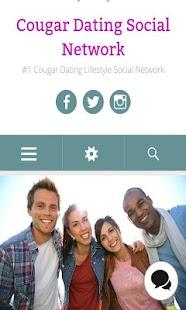 cougar life gratis dating chat