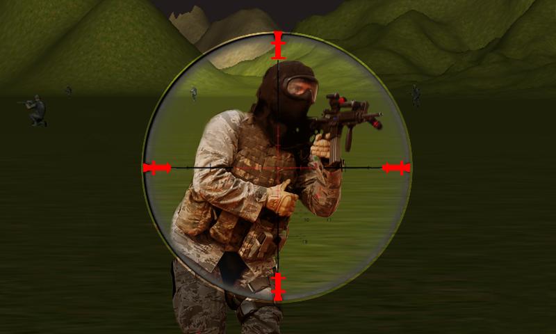 android City Commando Counter Strike Screenshot 2
