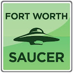 Logo for Flying Saucer - Fort Worth