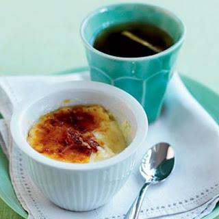 Coconut Crème Brûlée.