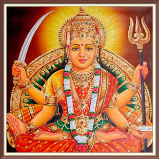 Santoshi Mata Aarti and mantra - náhled